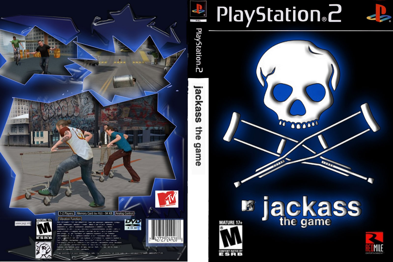 Jack Ass The Game 73